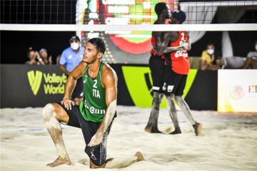 Cancun Hub 2° evento: Carambula/Rossi cedono in semifinale a Cherif/Ahmed. Alle 19 italiane sfida a Alison/Álvaro Filho per il bronzo