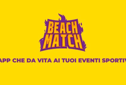 BEACH MATCH, una sorprendente novità per atleti e società!