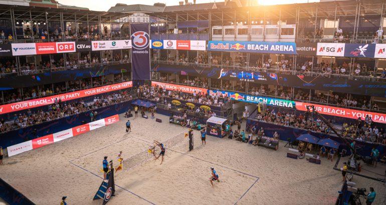 beach arena vienna